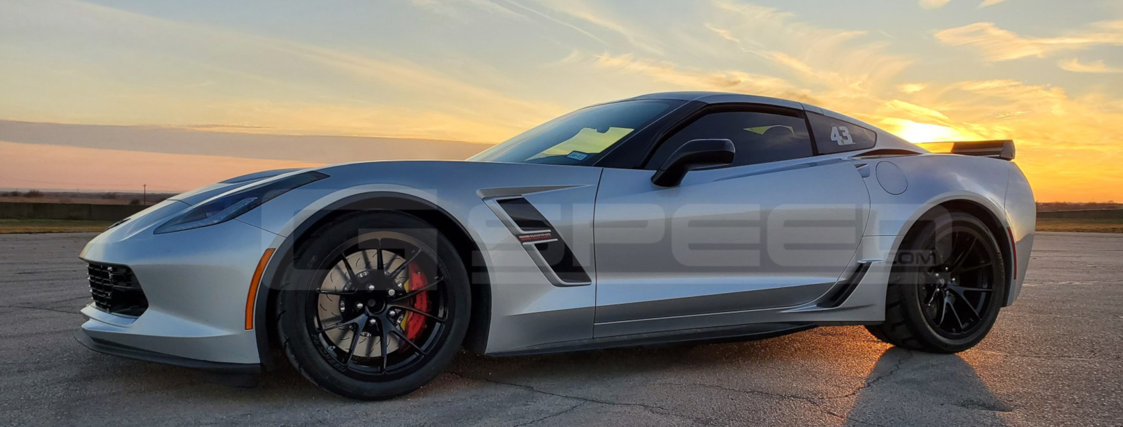 Corvette C7 Monoblock Forged Wheels Finspeed Evo-1640-624