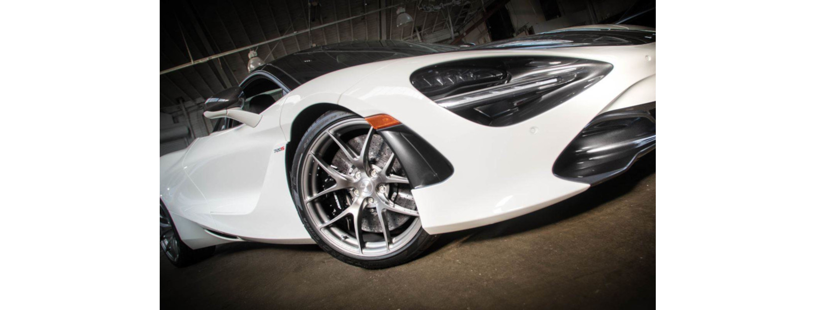 forged motorsport wheels finspeed f5 spyder brushed 720s